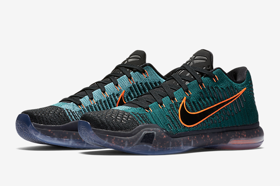 342243f05ac Nike Kobe X Elite Low  Drill Sergeant  - Official Look + Release ...