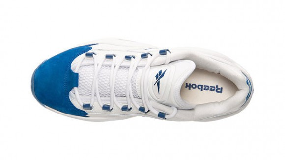 ba7ae4efb0de25 Reebok Question Low  Blue Toe  - Available Now - WearTesters
