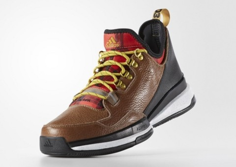 check out c040f 6724f The adidas D Lillard 1 Takes a Shot at Lifestyle - WearTeste