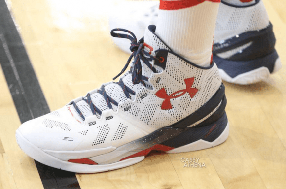 Under Armour Curry Two 'USA' 1