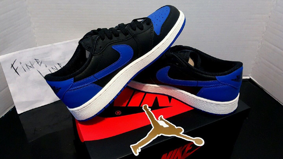 fa3a06a992463f Get a Detailed Look at The Air Jordan 1 Retro Low OG in Royal 2 ...