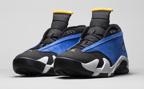1d507597f5ce Get an Official Look at the Air Jordan 14 Retro Low  Laney ...