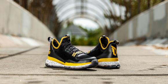 Get an Official Look at the adidas D Lillard 1  Oaklandish  Editon ... cbc3f43c72
