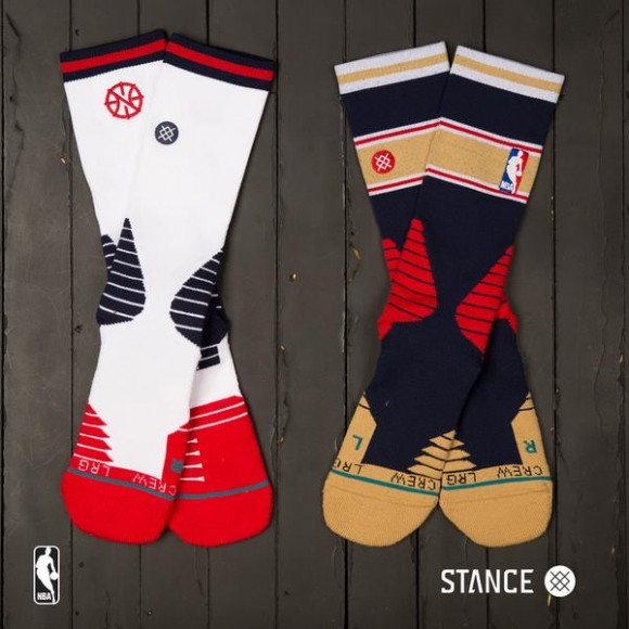 Stance Hoops Unveil the Official Socks of the NBA-2