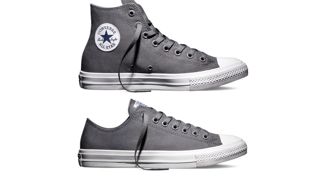 buy popular 4a996 cb25b Converse Chuck Taylor All Star II  Charcoal  – Available Now ...
