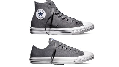 7c070cbe930f Converse Chuck Taylor All Star II  Charcoal  – Available Now. A new  Charcoal colorway has released ...