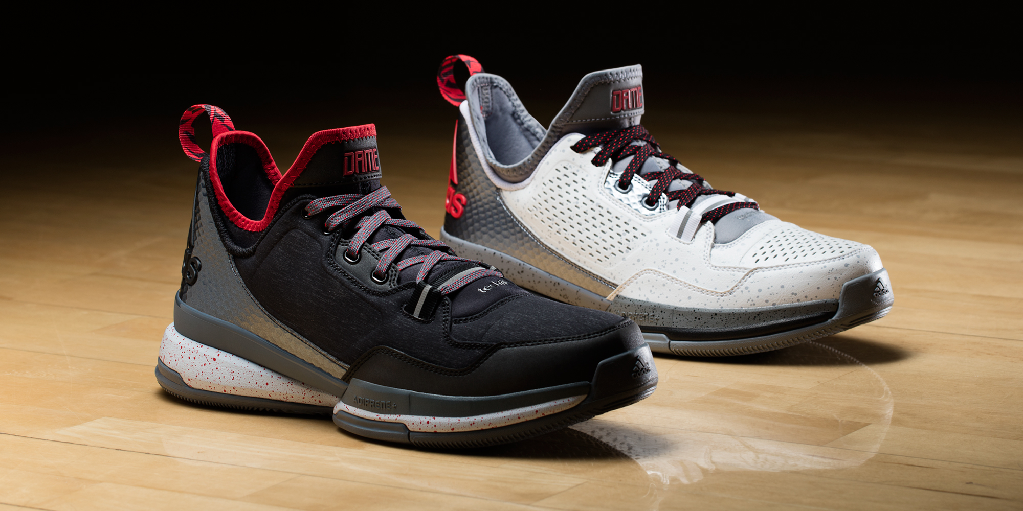 da0f6bf0dc6 Damian Lillard Gears up for The Season with New Home and Away ...
