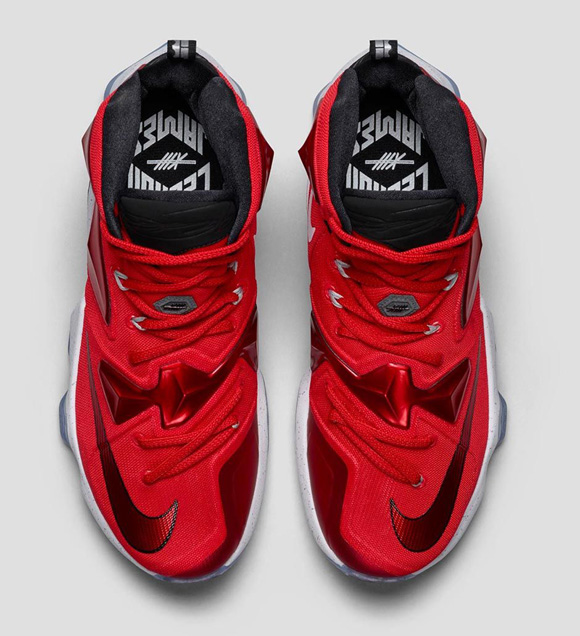 9525b9bdae4d ... Get an Official Look at the Nike LeBron XIII (13)  Opening Night  ...