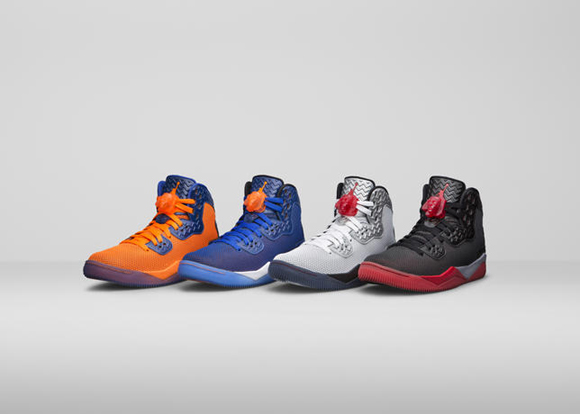 sports shoes fbb79 75e1e Jordan Brand Officially Unveils the Jordan Spike Forty (40 ...