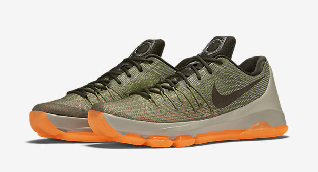 ca3adde44a08 Nike KD 8  Easy Euro  - Available Now - WearTesters