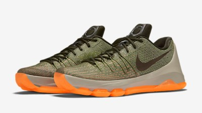 pretty nice d9ed3 3b0a7 Nike KD 8  Easy Euro  – Available Now
