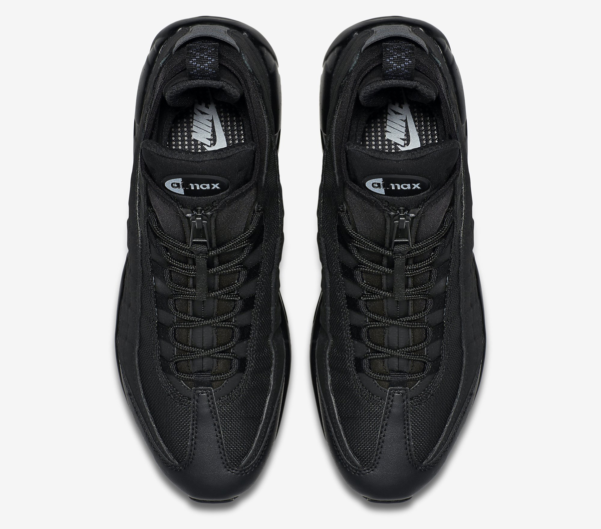 the nike air max 95 gets a winterized boot makeover. Black Bedroom Furniture Sets. Home Design Ideas