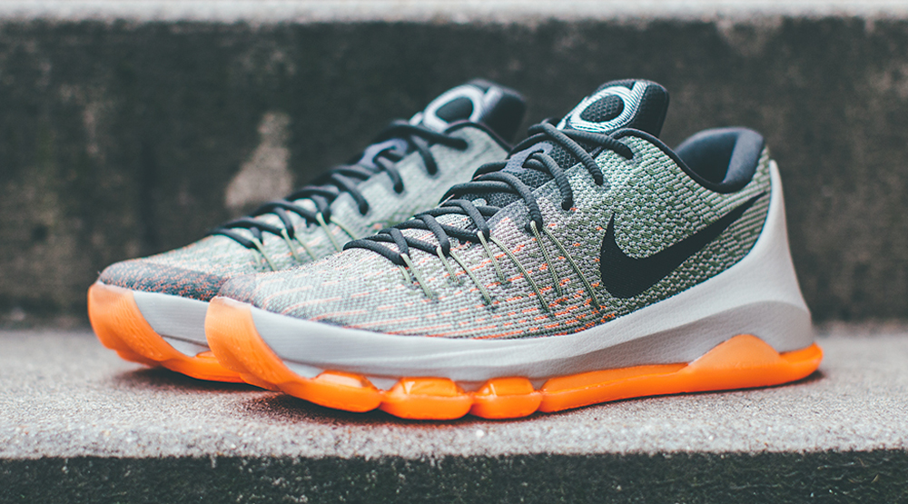 10614e44d03f The Nike KD 8  Easy Euro  is a New Take on Durant s Nickname ...