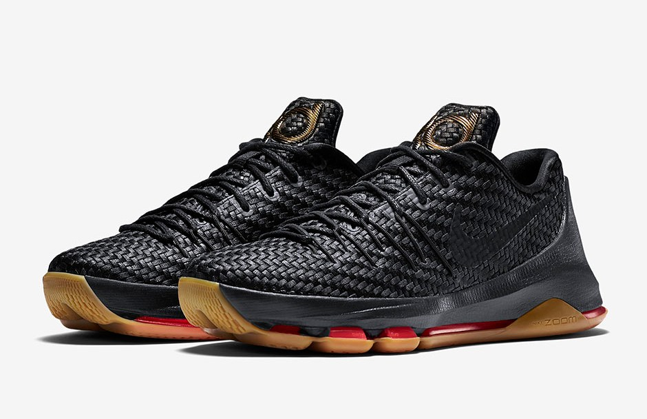 e79c80bd5b02 The Nike KD8 EXT with a Woven Upper Gets a Release Date - WearTesters