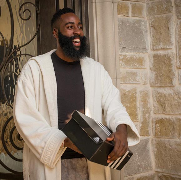 be8d6efad6d8 We ll Never See Another Article about James Harden Wearing Nike s Again 1  ...