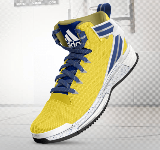 f89e87414c16 You Can Now Customize Your Own adidas D Rose 6 - WearTesters
