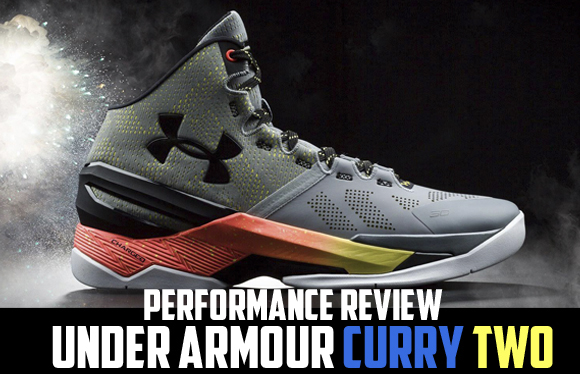 pretty nice e9709 b7feb Under Armour Curry Two (2) Performance Review - WearTesters