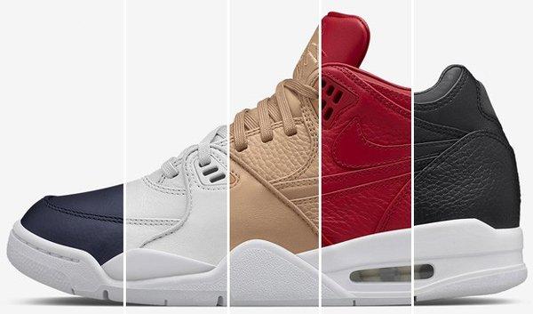 timeless design 62683 e6eca Nike Air Flight 89 - 5 NikeLab Colorways Available Now - Wea