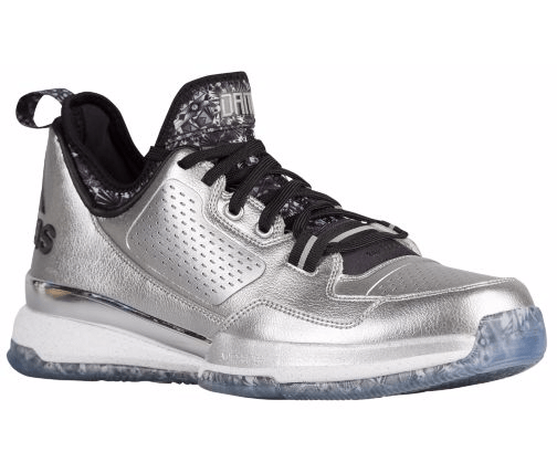 dae7ae392e4b The adidas D Lillard 1 is Now Available in Chrome - WearTesters