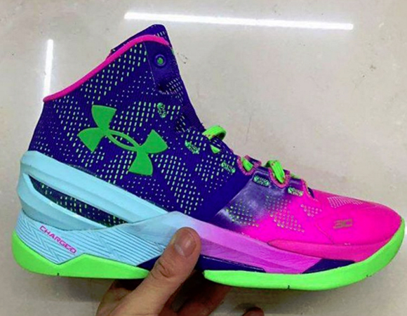 4a192b6e245 Under Armour Curry 2  Nothern Lights  Gets a Release Date - WearTesters