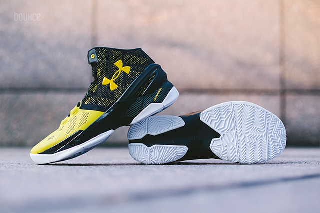 Under Armour Curry Two (2) 'Long Shot' Beauty Shots 2