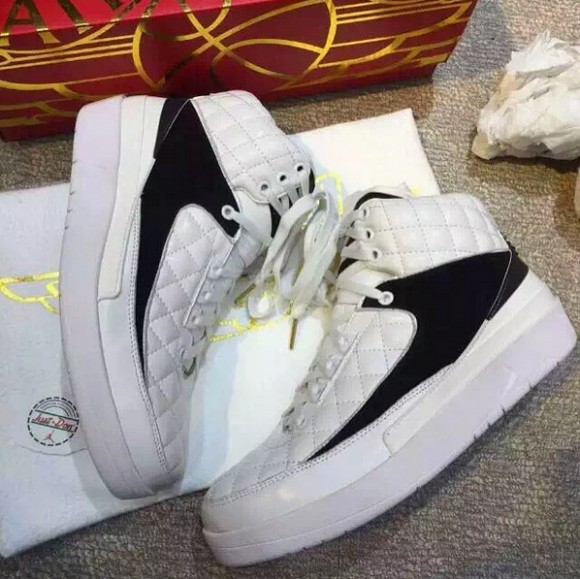 A White Black Don C x Air Jordan 2 in the Works  - WearTesters 5a0f00b8c3