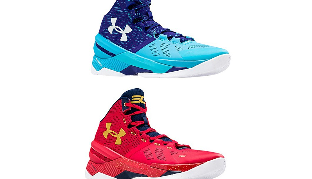 4aee2924ac5 Under Armour Curry Two Releases in  Floor General  and  Father to ...