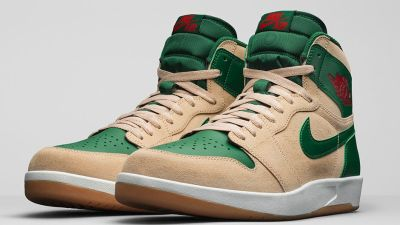 9a38717071bbf6 This Colorway of the Air Jordan 1 Retro High The Return Is Inspired by the  Bucks