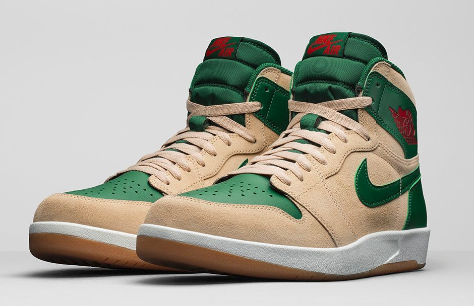 21f384c0d45 This Colorway of the Air Jordan 1 Retro High The Return Is Inspired ...