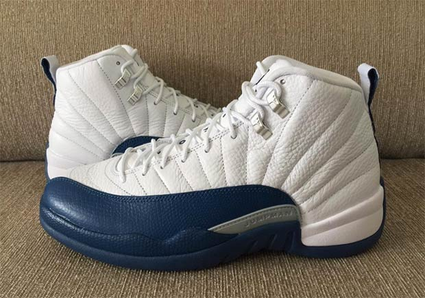 f1b074e1ce2 Air Jordan 12 Retro  French Blue  Returns in 2016 - WearTesters