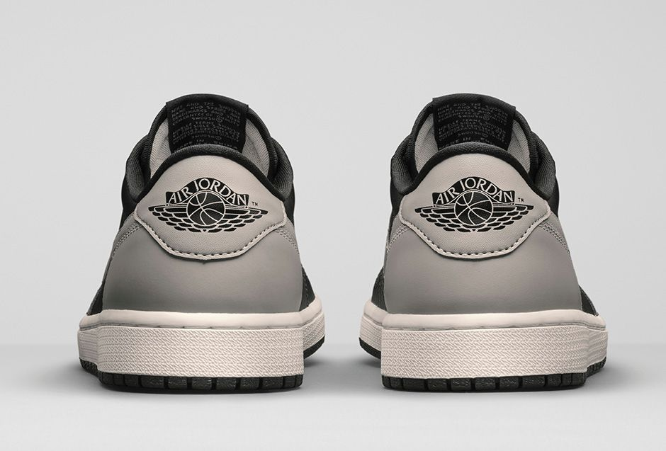 quality design d83dc df450 An Official Look at the Air Jordan 1 Retro Low OG  Shadow  4