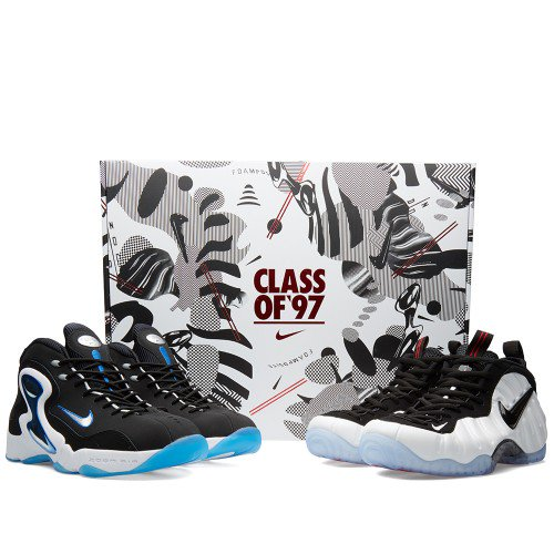 987e85d3b2 Where to Cop the Nike 'Class of 97' Pack (Foamposite Pro & Zoom Hawk ...