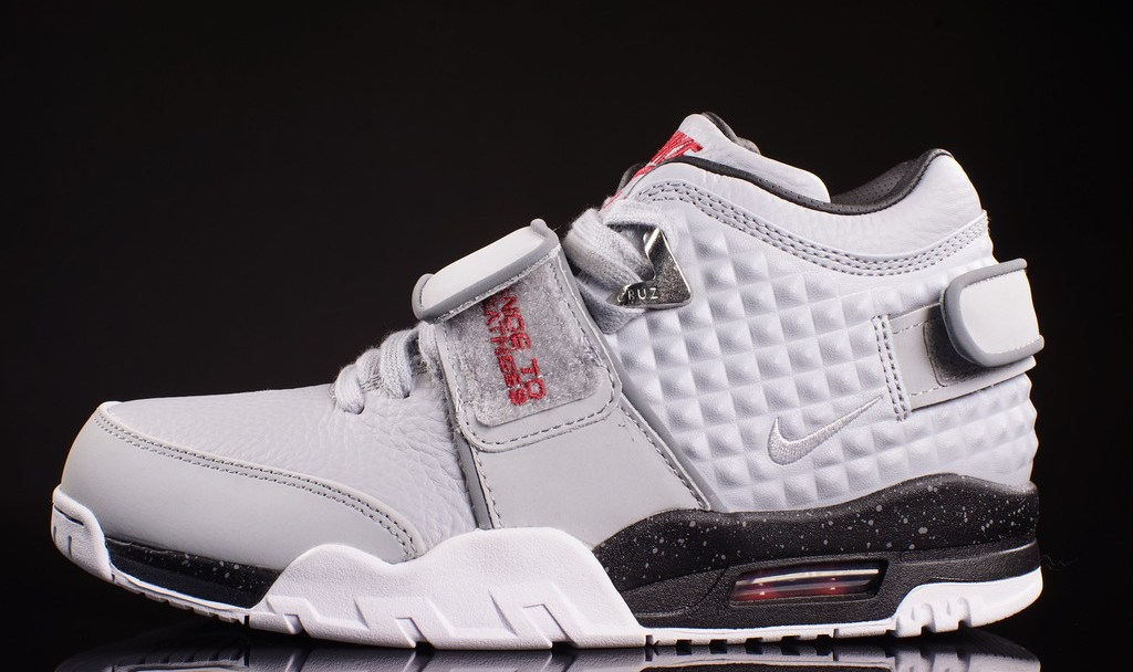 premium selection 93030 38730 Check Out the Nike Air Trainer Cruz in this  Wolf Grey  Colorway ...