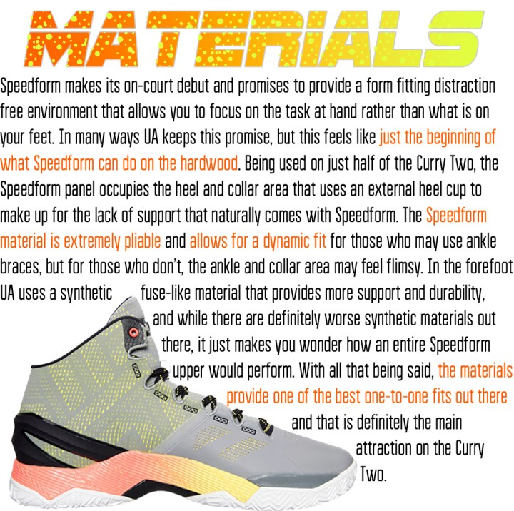 Curry Materials