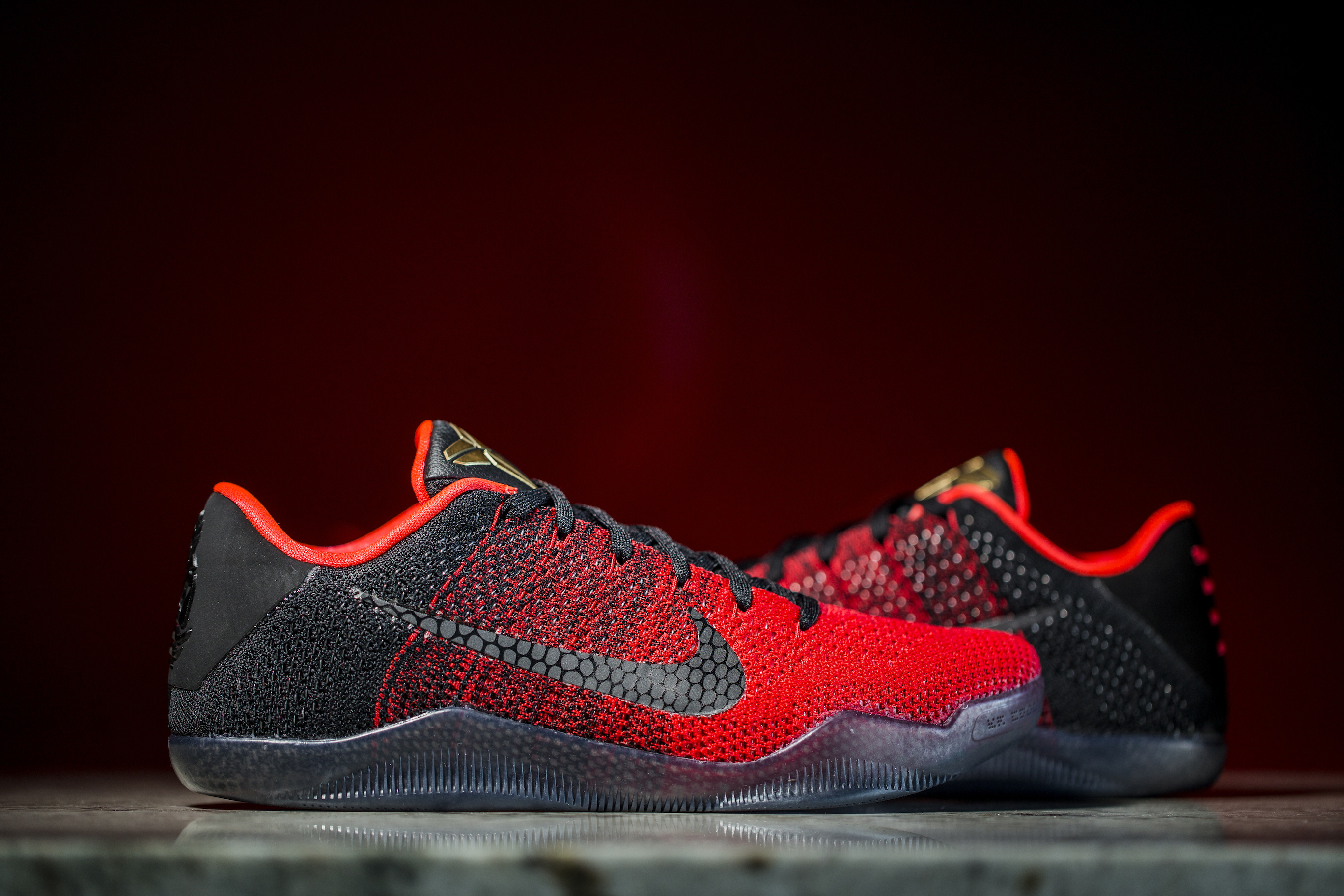 brand new 228c4 49550 Get Intimate with the Nike Kobe XI  Achilles Heel  ...