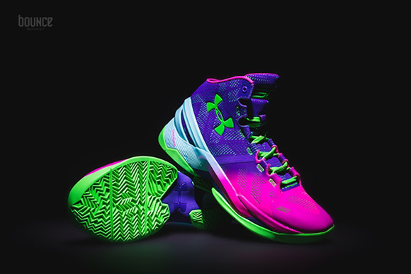 Get a Detailed Look at the Under Armour Curry 2 'Northern Lights' 8