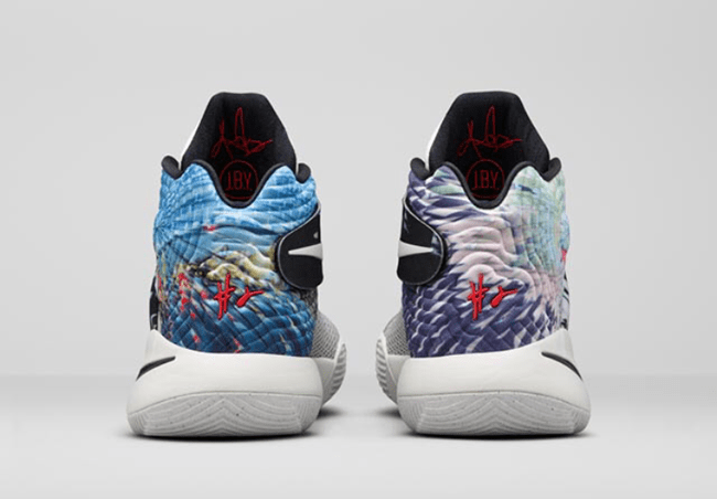 501831bcd0e6 Nike Kyrie 2  Effect  - Available Now - WearTesters
