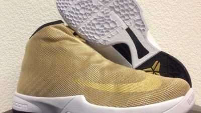 d5608ced0848 Detailed Look at the Nike Zoom Kobe Icon in Metallic Gold
