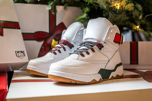 Packer Shoes x Ewing 33 Hi  Miracle on 33rd St  - Available Now ... 3125f9190