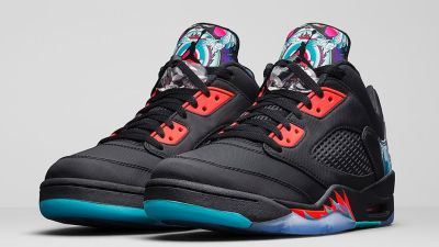 cd45cf467b65 Air Jordan  Chinese New Year  Collection – AJ 5 Low Retro and Super.Fly 4  Available Now