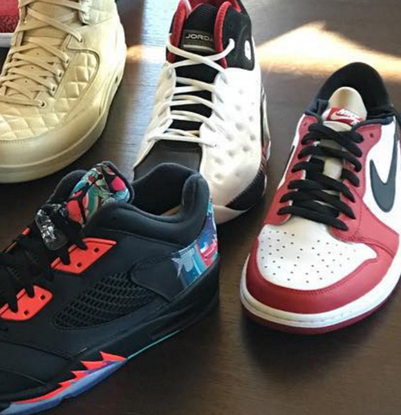 f66d021d394 Air Jordan 1 Retro Low OG 'Chicago' to Release - WearTesters