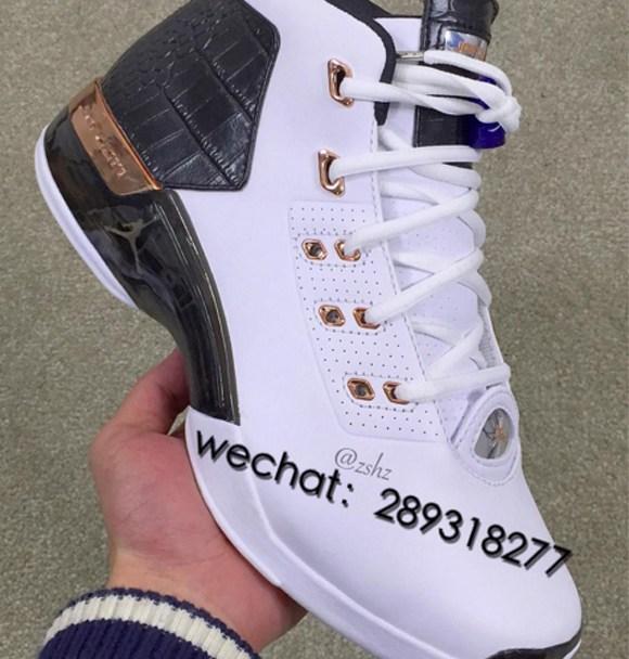 5e70715525ce8c Air Jordan 17 Retro  Copper  - WearTesters