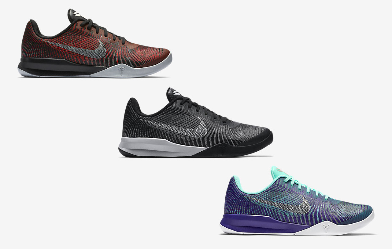 the latest 39dcb f4187 Nike Kobe Mentality 2 - Available Now in Three Colorways - WearTesters