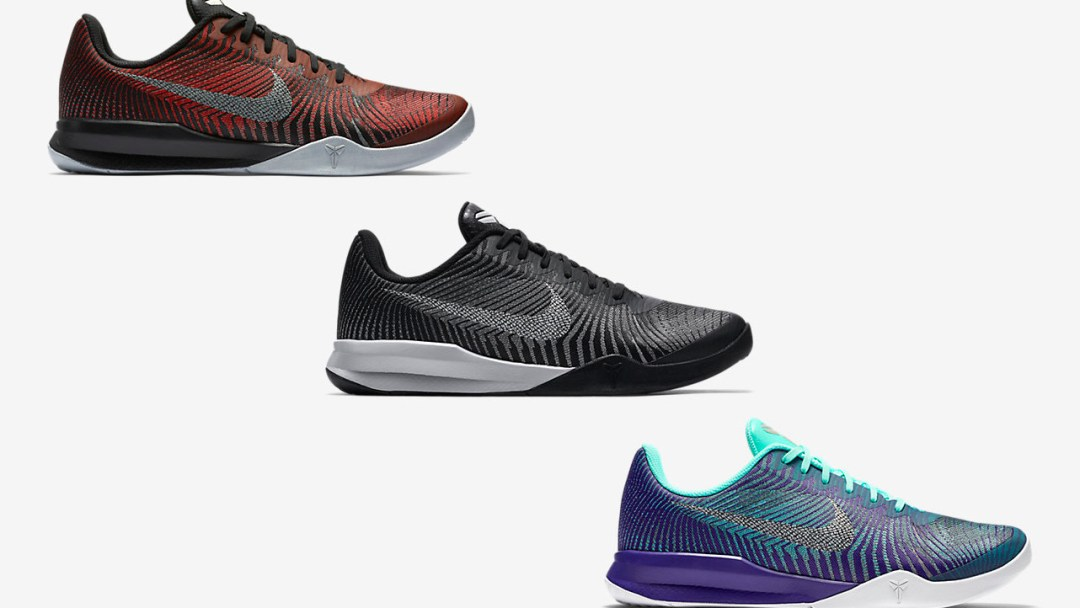 the latest 8c88b 74e29 Nike Kobe Mentality 2 - Available Now in Three Colorways - WearTesters