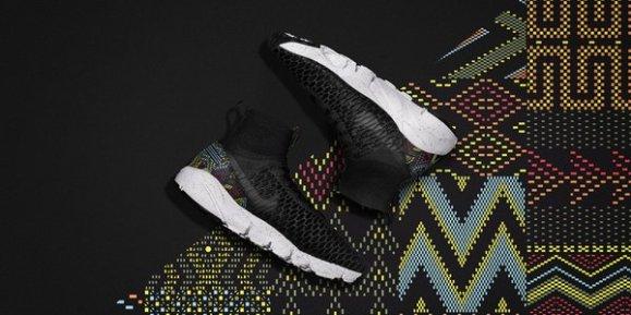 Nike Air Footscape Magista 'BHM'