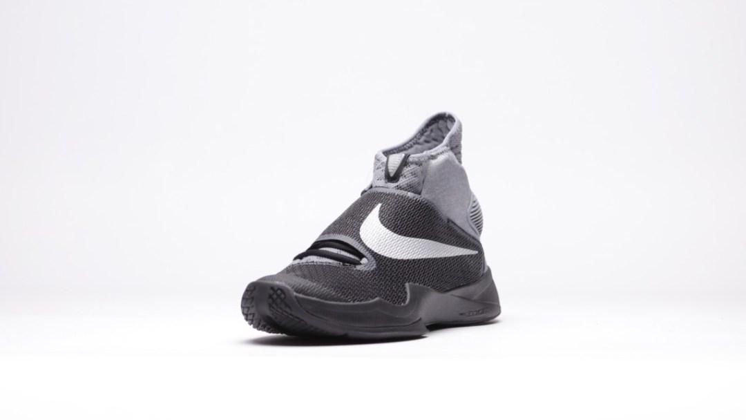 sale retailer a131c be1d2 Nike HyperRev 2016 Black  Metallic Silver - WearTesters