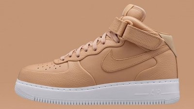 designer fashion f65e4 6e60a Nike Air Force 1 Mid CMFT – 5 Colorways Available Now at NikeLab