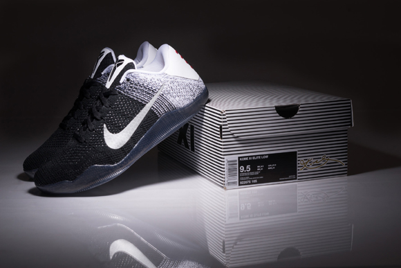 cheaper ce87e 22d24 The Nike Kobe 11 Looks Beautiful in Black White 9