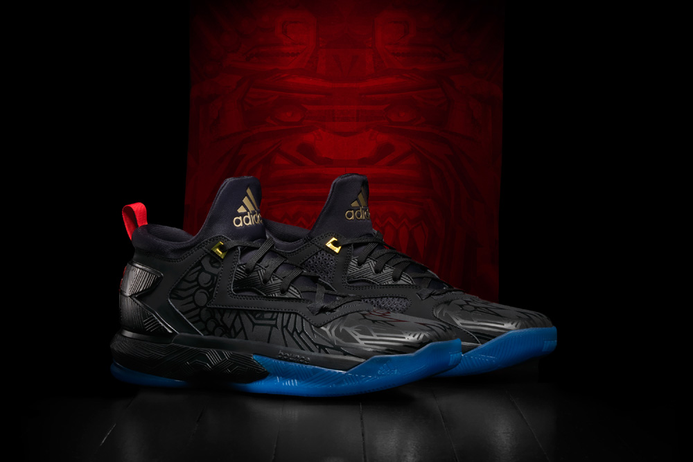 watch 4fd16 f2470 adidas Celebrates Year of the Fire Monkey with Chinese New Year Collection  6. adidas D Lillard 2  ...