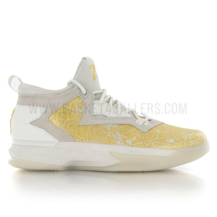 adidas D Lillard 2 BHM 1